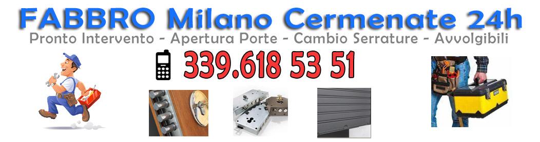 339.6185351 Fabbro Milano Cermenate